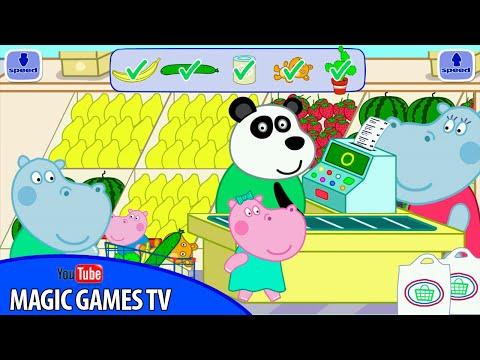 боб игры свинка