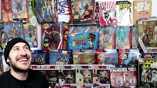 OMG!! CHECK OUT MY MEGA WWE ACTION FIGURE PICKUPS!!!