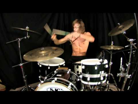Dylan Wood - Skrillex - First of the Year Equinox (Drum Cover)