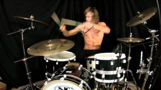 Dylan Wood - Skrillex - First of the Year Equinox (Drum Cover) thumbnail