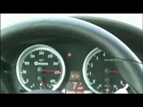 BMW M6 Supercharged Doing 372 Kmh