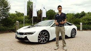 BMW i8 | l'auto ibrida che emoziona davvero!