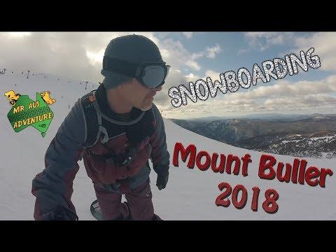 Snowboarding Mount Buller 2018. Best Snow In Decades!