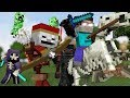 "Minecraft Song - ""MONSTER CREW"" - Best Minecraft Song Ever"