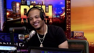 EXCLUSIVE: T.I. IS WORKING ON BEING AN EVER-IMPROVING HUSBAND TO TINY