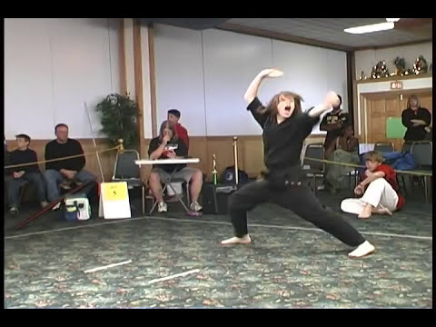Explosive Sounds of the Martial Arts