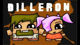 Диллерон спасает  Миникошку в игре мультике Mad Dex #Мобильные игры
