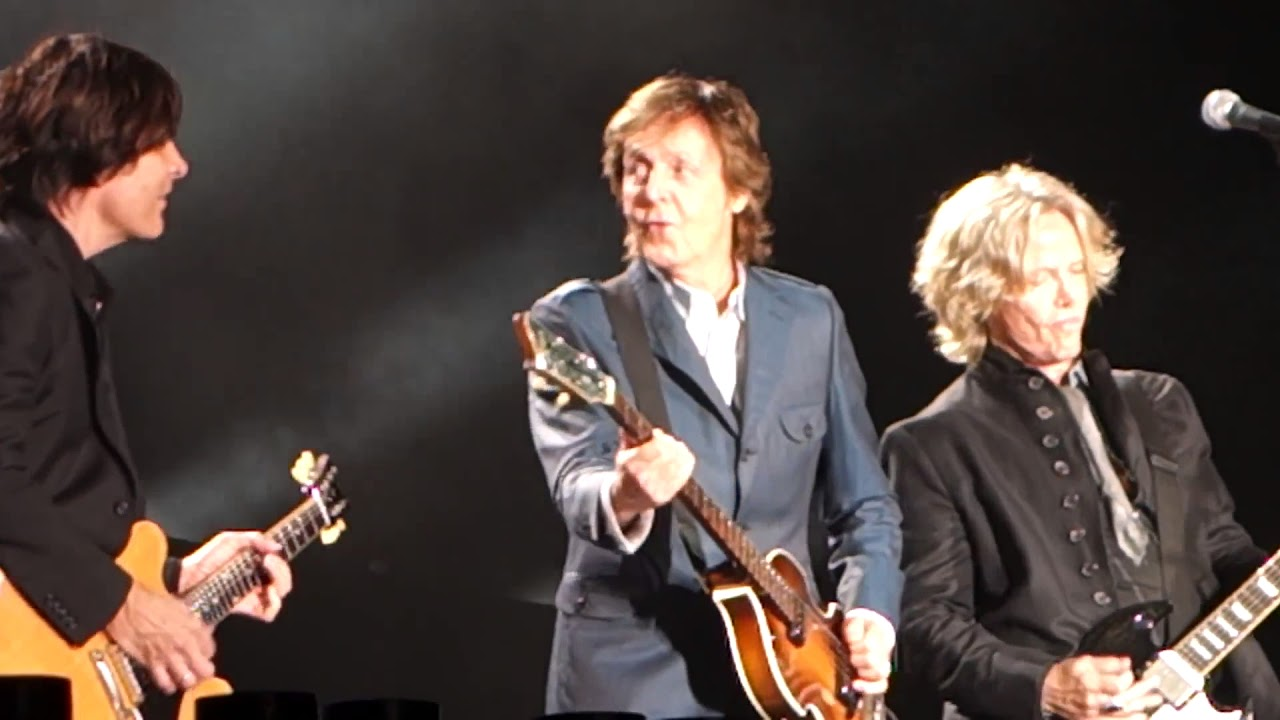 Entire Paul McCartney San Diego Concert September 24 2014 At Petco Park