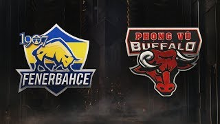 MSI 2019: Fase de Entrada - Dia 1 | 1907 Fenerbahçe Espor x Phong Vũ Buffalo (01/05/2019)