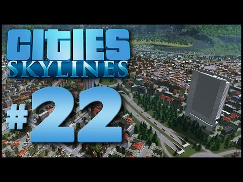 Cities: Skylines #22 - Unique Buildings