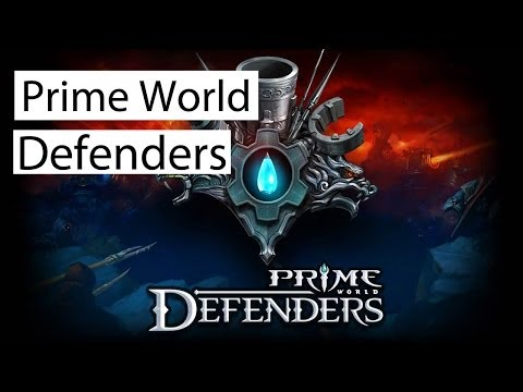 видео: prime world: defenders. Обзор крутого tower defence