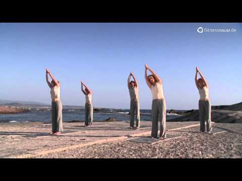 Yoga mit Ralf Bauer - die acht Bewegungsrichtungen der Wirbelsäule