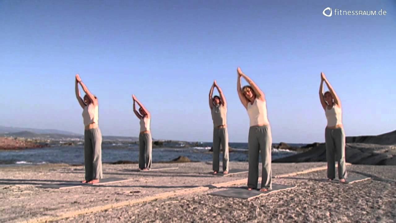 yoga mit ralf bauer die acht bewegungsrichtungen der wirbels ule youtube. Black Bedroom Furniture Sets. Home Design Ideas
