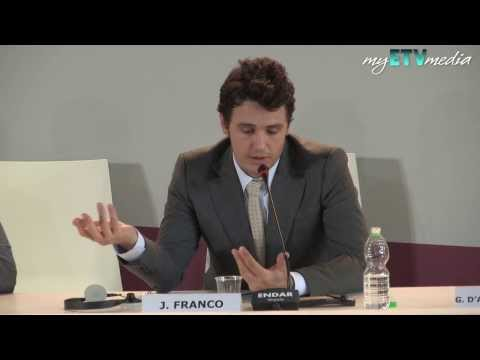 James Franco on Child of God Part 1 (70th Venice International Film Festival 2013)