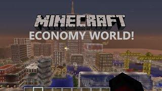Minecraft Xbox One Economy World Now Open!