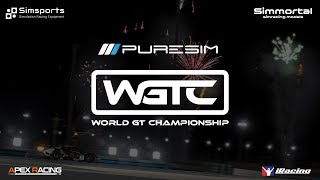 World GT Championship | Round 1 at Barcelona