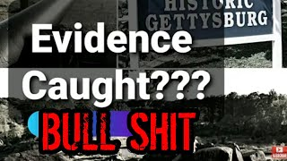 REAL GHOST EVIDENCE CAUGHT IN GETTYSBURG RED LIGHT SPOTTED! EXPOSED