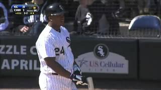 ALLMLBHIGHLIGHTS - Kansas City Royals Vs Chicago White Sox | 4 April 2013 | Highlights