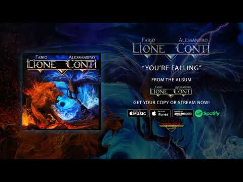 """Lione - Conti - """"You're Falling"""" (Official Audio)"""