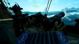 Sea of Thieves Xbox One Gameplay
