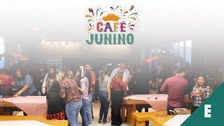 Café Junino na Emais =)