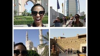 DUBAI DAY 3 VLOG LAST DAY (SOUVENIR SHOPPING, HALF DAY CITY TOUR)