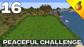 Peaceful Challenge #16: Mega Bamboo Farm