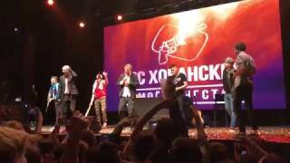 МС Хованский Батя в здании LIVE Yotaspace Москва 30.04.2017
