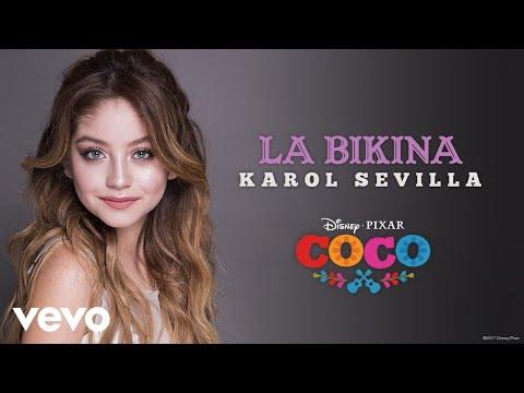 Karol Sevilla - La bikina (Inspirado en