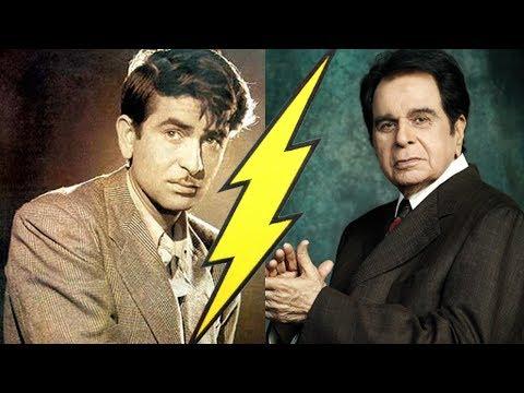 Raj Kapoor And Dilip Kumar's Rift