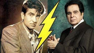 Raj Kapoor And Dilip Kumar's Age Old Rift