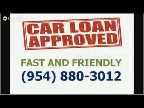 No credit car title loan Pembroke Pines 33029 - CALL 954-880-3012