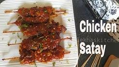 Delhi Darbar Style Chicken Satay Recipe   Restaurant Style Chicken Satay   Zulekhas Kitchen Recipes