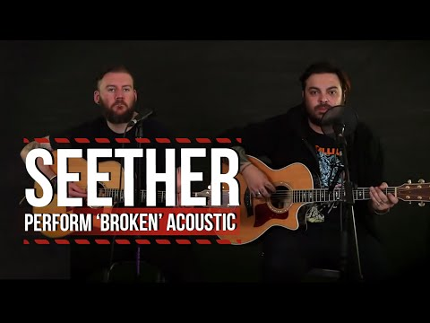 Seether Perform 'Broken' Acoustically for Loudwire
