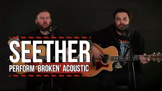 Seether Perform