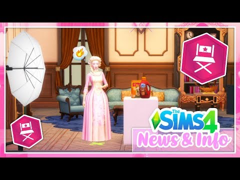 VENESSA'S  STARTING HER JOURNEY TO FAME⭐ // THE SIMS 4 GET FAMOUS BLOG | NEWS & INFO thumbnail