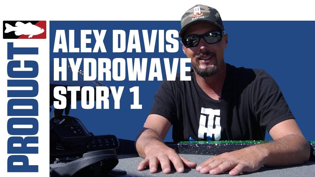 Alex Davis Hydrowave H2 Electronic Feeding Stimulator Testimonial