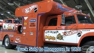 Tom The Mongoose Mcewen Truck & Duster Funny Car Restored by Don The Snake Prudhomme - Eastwood