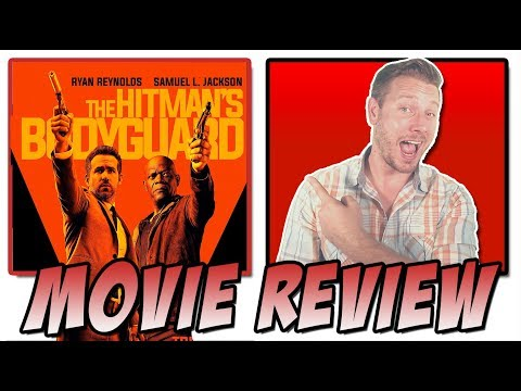 The Hitman's Bodyguard (2017) - Movie Review (Action Comedy)