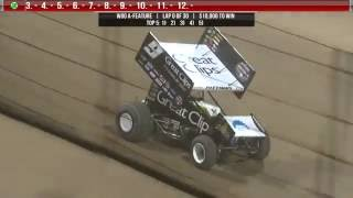 Eldora Speedway World of Outlaws & Eldora Stock Highlights