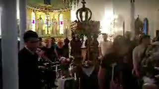 Θαύμα στον Λαγκάδα στην Αγία Παρασκευή από τον τίμιο Σταύρο