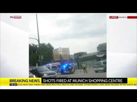 Munich Footage Emerges