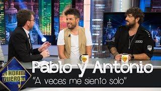 Antonio Orozco, 'disgustado' con Pablo López: