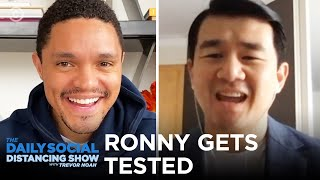 Ronny Chieng Is Stuck in Australia | The Daily Social Distancing Show
