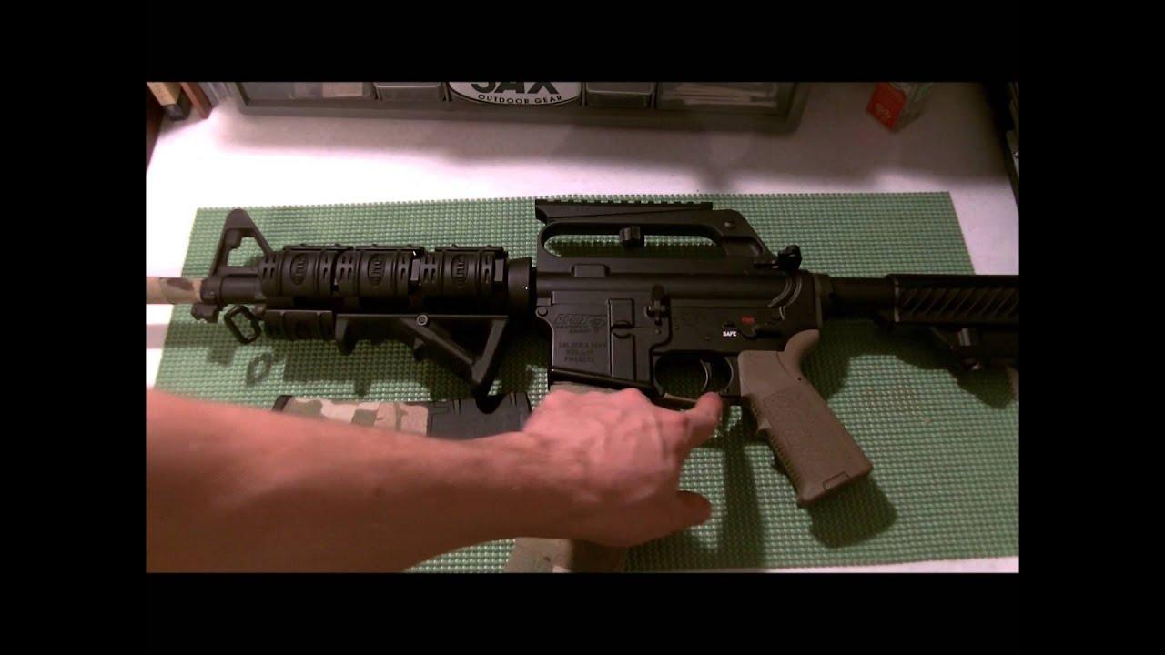 Camo Form Rifle Wrap - YouTube
