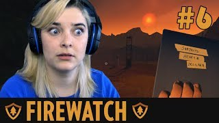 ...Did you just cough?... - Firewatch - Episode 6