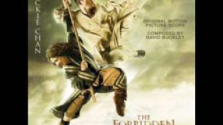The Forbidden Kingdom music - The Seeker Of The Prophecy