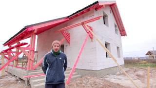 видео Из чего лучше строить дом, выбор из современных материалов
