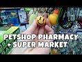 VLOG # 3 PETSHOP PHARMACY TOY SHOP + SUPER MARKET