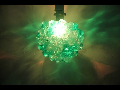 How to Make Beautiful Used Bottle Lights